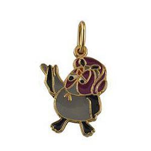 Кулончик «Умная сова»