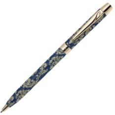 Синяя шариковая ручка Pierre Cardin Les Fleurs