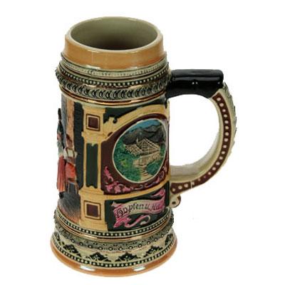 Пивная кружка коллекционная «В таверне»