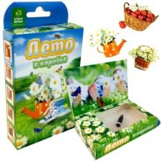 Набор для выращивания «Лето в коробке»