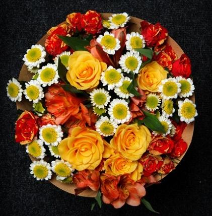 Букет цветов Прекрасный повод