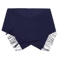 Темно-серый шарф Bristol