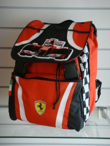 Рюкзак Ferrari CDS
