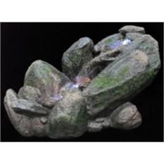 Фонтан Водопад в камнях