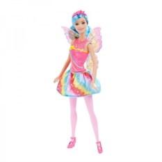 Кукла-принцесса Barbie Rainbow Fashion