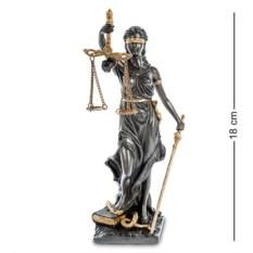 Статуэтка Фемида – богиня правосудия , 18 см