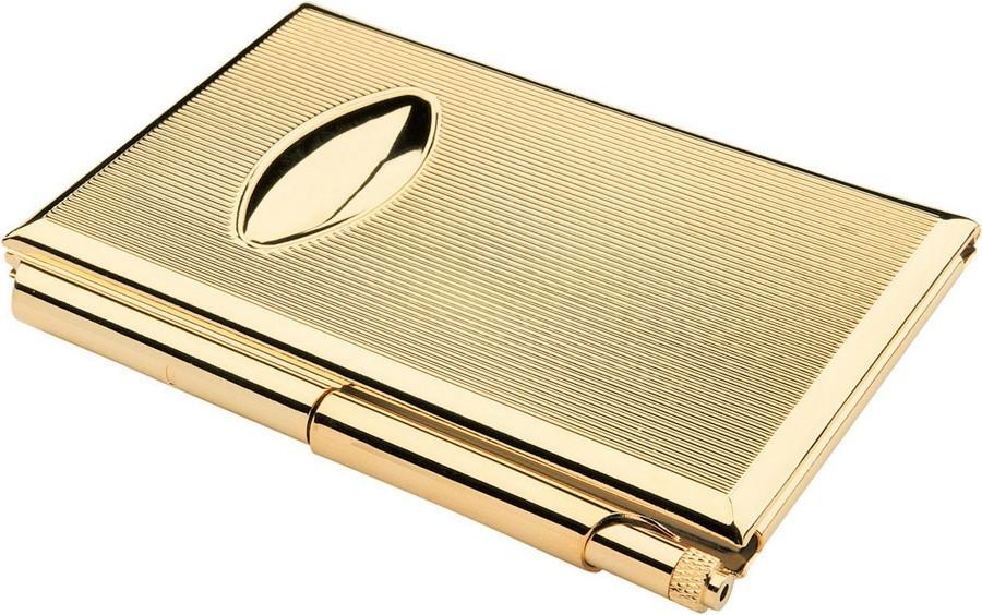 Золотой блокнот