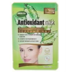 Антиоксидантная маска Зеленый чай