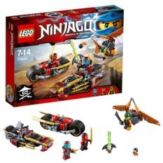 Конструктор Lego Ninjago Погоня на мотоциклах