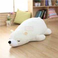 Мягкая игрушка «Спящий мишка»