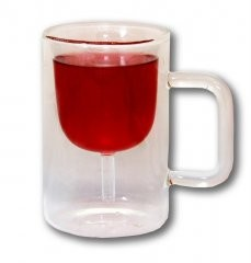 Кружка Бокал вина