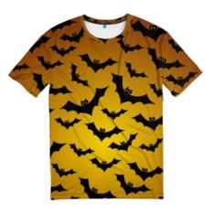 Мужская футболка Летучие мыши