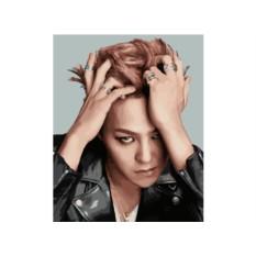 Картина по номерам «Квон Джи Ён (G-Dragon)»