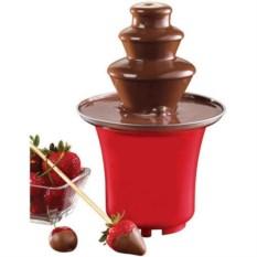 Шоколадный фонтан-фондю