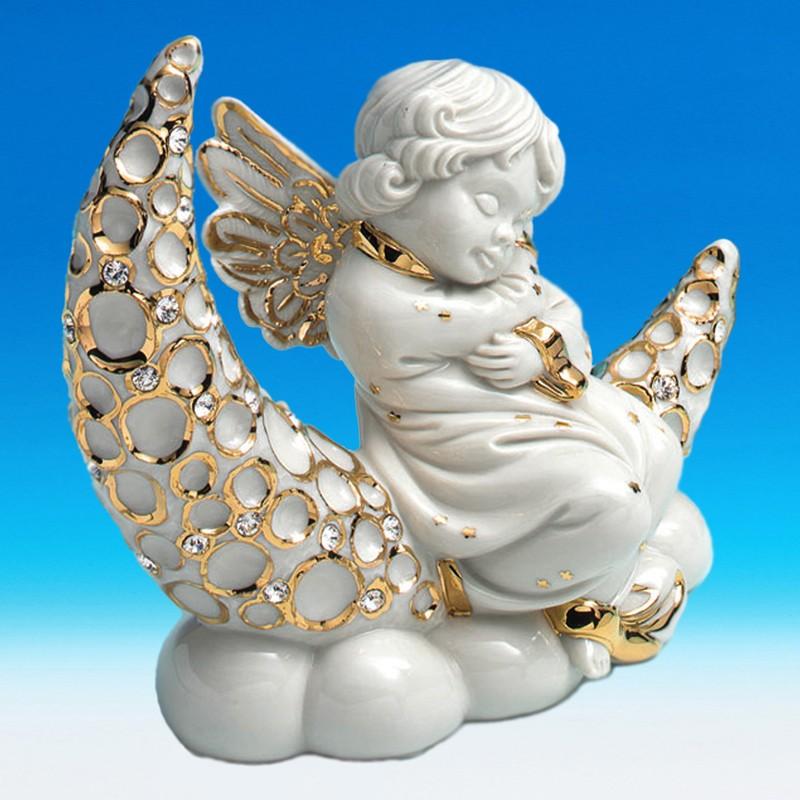 Статуэтка «Ангел на месяце»