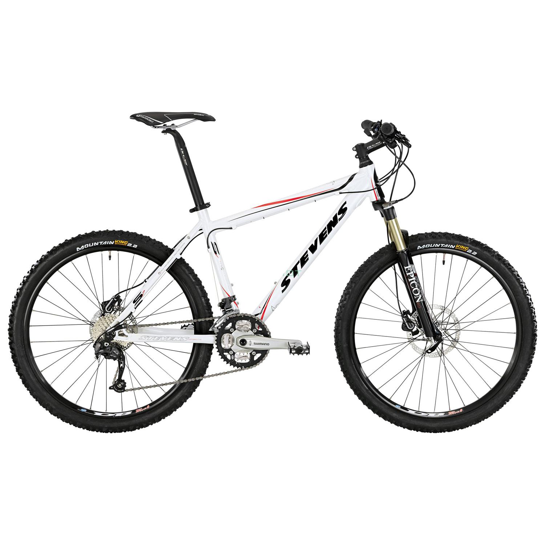 Велосипед Stevens S7 Arctic White 20