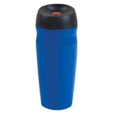 Синий вакуумный термостакан Коррадо 370 мл