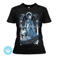 Женская футболка Кастиил