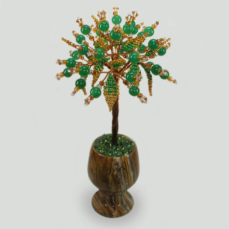 Дерево из нефрита Нефритовая любовь