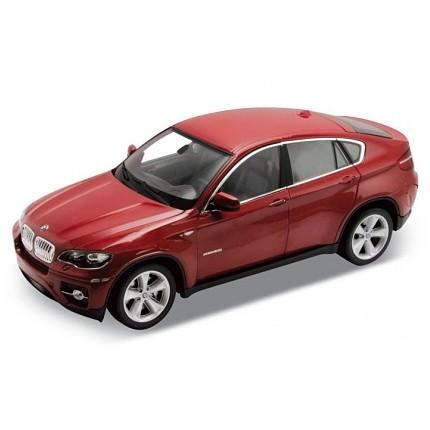 Модель машины 1:24 BMW X6 Welly
