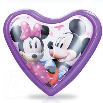 Ночник в форме сердца «Микки и Минни» 14H-MM