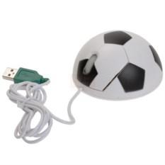 Компьютерная мышь Футбольный мяч
