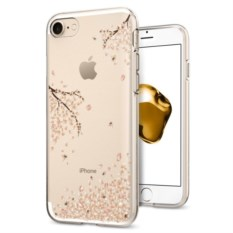 Клип-кейс для iPhone 7 Liquid Crystal Shine Blossom