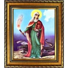 Икона на холсте Святая Марта