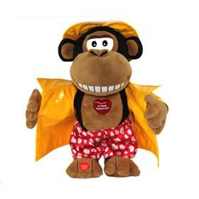 Интерактивная игрушка Душевная обезьяна