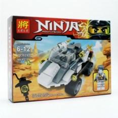 Конструктор Lele Ninja, 98 деталей