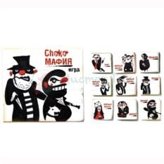 Шоколадный набор-игра Choko Мафия