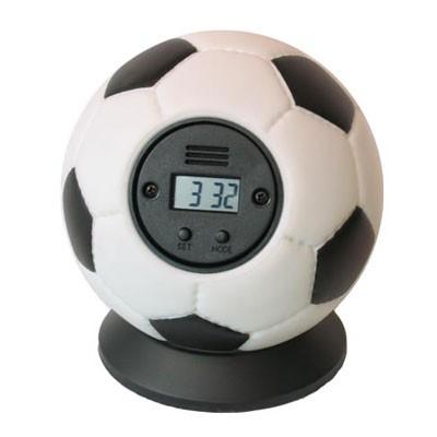 Будильник «Футбольный мяч»