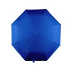 Складной автоматический зонт, синий