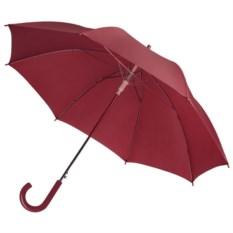 Бордовый зонт-трость Unit Promo