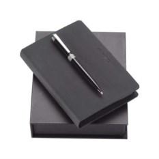 Набор Cerruti из дизайнерсого блокнота и шариковой ручки