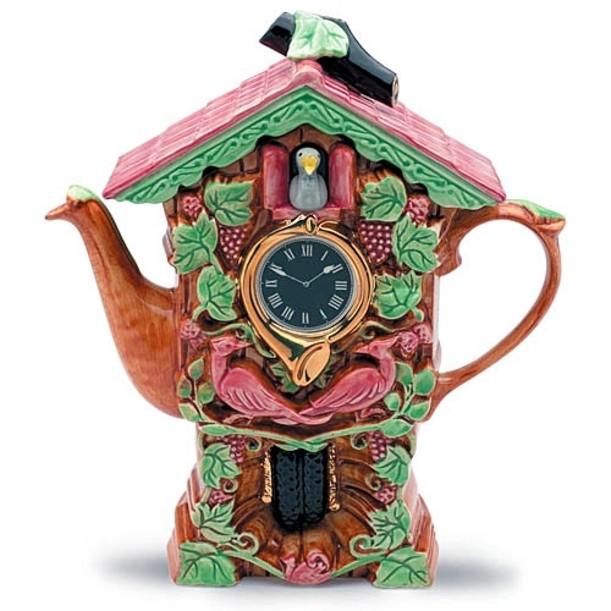 Чудо чайник «Часы с кукушкой» (большой)