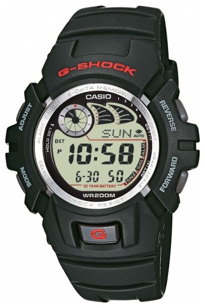 Часы Casio G-Shock G-2900F-1V Classic Collection