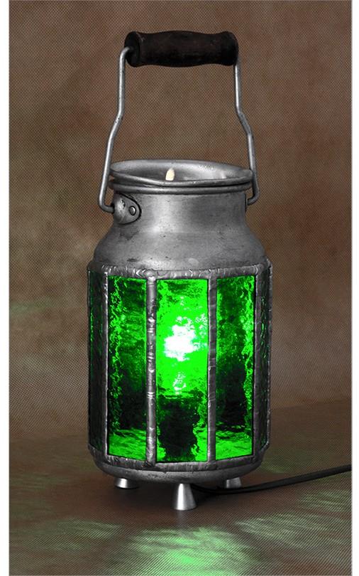 Лампа Бидон