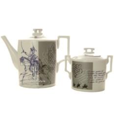 Чайный сервиз на 6 персон Гусарский