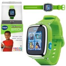 Зеленые цифровые часы для детей Kidizoom Smartwatch DX