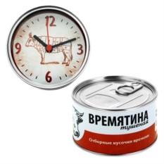 Часы-консервы Тушеная времятина