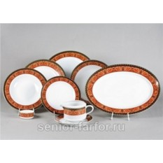 Столовый сервиз Сабина на 12 персон (Leander)