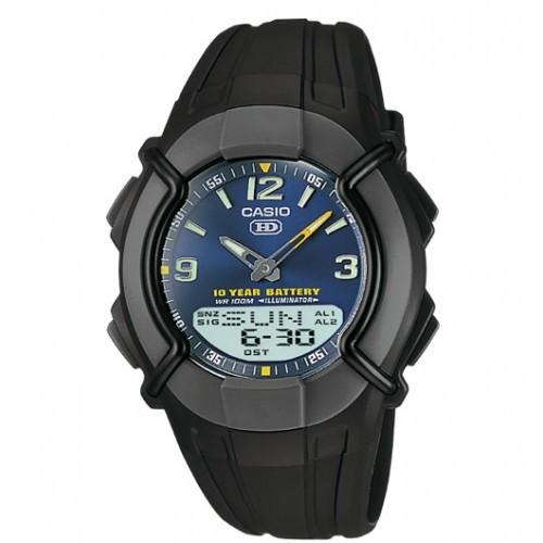 Мужские наручные часы Casio Combination HDC-600-2B