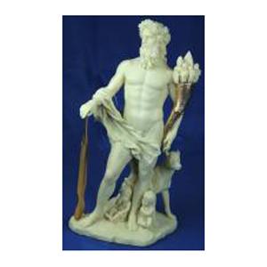 Статуэтка Римский бог реки  Тибр