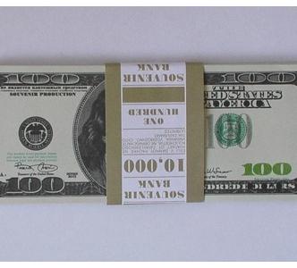 Конфетти «100 $»