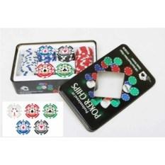 Фишки для покера, 100 штук