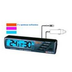 Термометр цифровой автомобильный RST