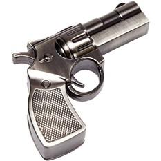 Флешка «Пистолет» металлическая