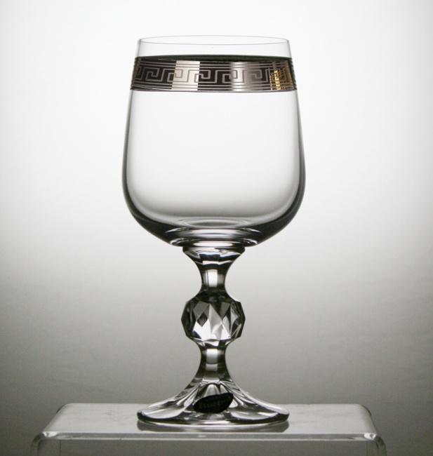 Набор 6 бокалов для вина Crystalite Bohemia Клаудия
