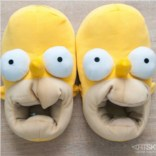 Тапки Молчаливый Гомер